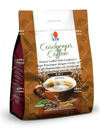Cordyceps Coffee