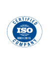 Manufacturer - Iso 9001